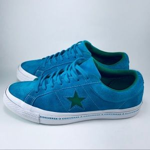Converse One Star Low Top 'Pinstripe' size 9